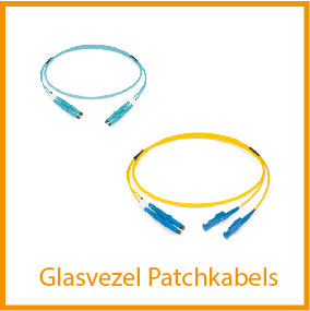 Glasvezel patchkabels