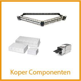 Koper componenten