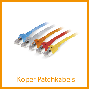 Koper patchkabels